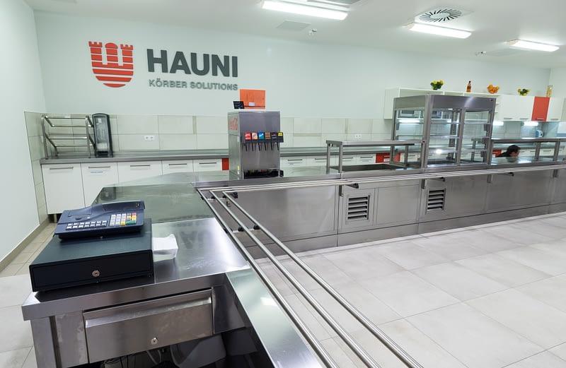 HAUNI Hungária Gépgyártó